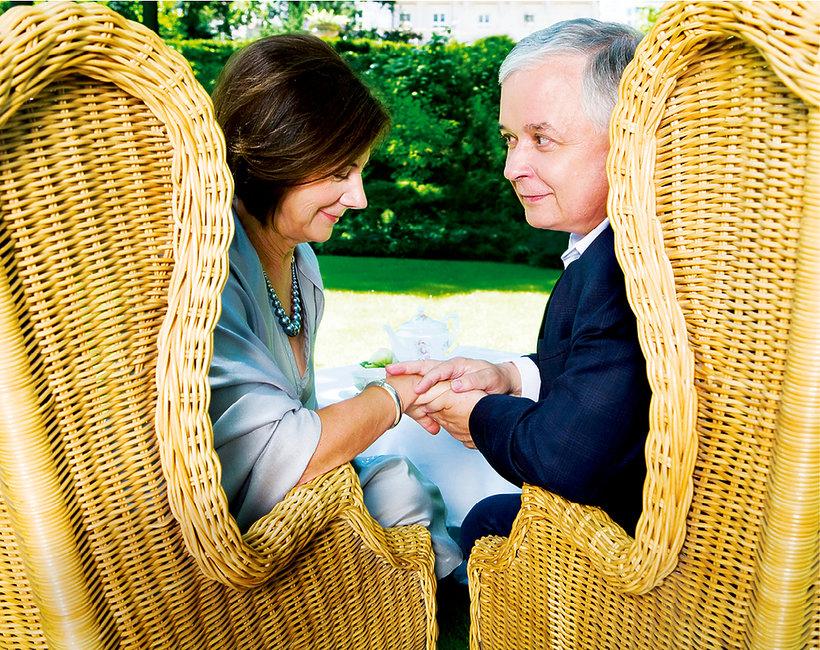 Historia miłości Marii i Lecha Kaczyńskich, VIVA! 2005