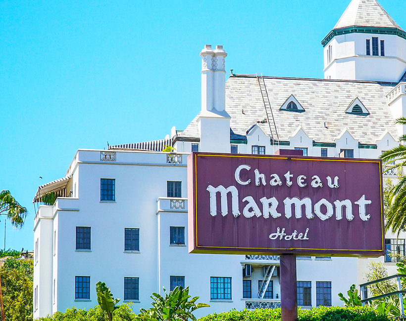 hotel Chateau Marmont