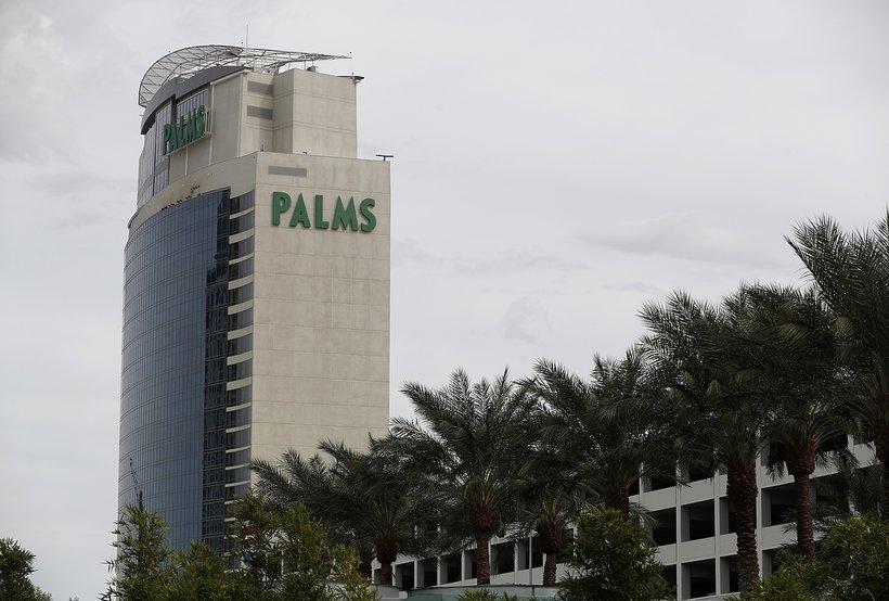 Hotel w Las Vegas w stanie Nevada, w którym Cristiano Ronaldo miał zgwałcić Kathryn Mayorgę