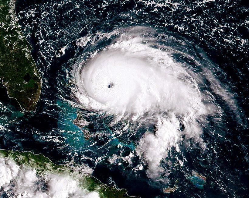 huragan Dorian, USA, Floryda