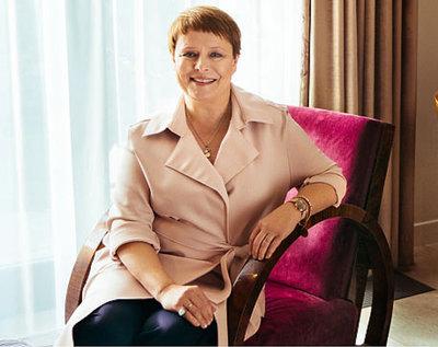 Ilona Łepkowska, Viva! luty 2015