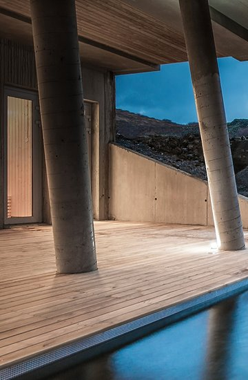 ION Luxury Adventure Hotel, Selfoss, Islandia