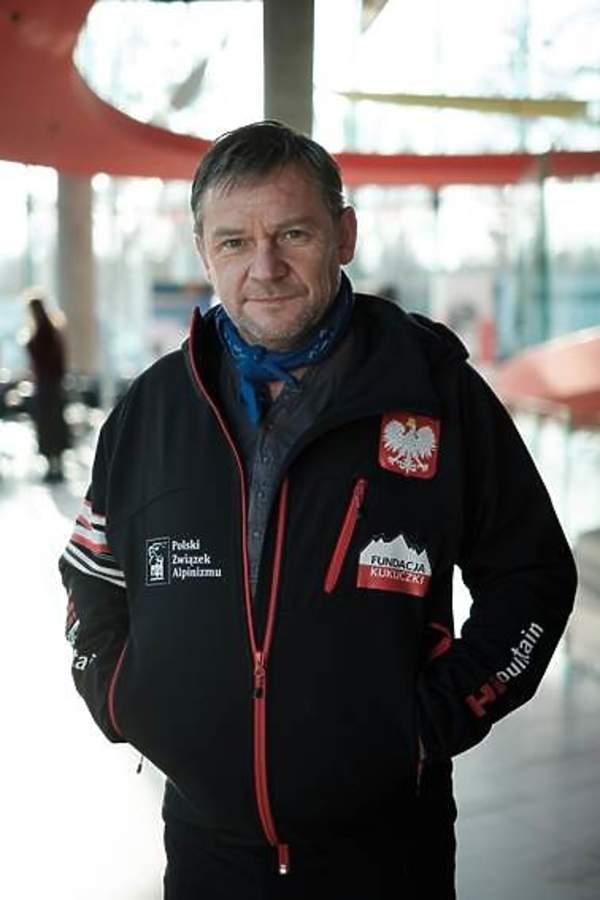 Ireneusz Czop jako Maciej Berbeka