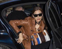 Irina Shayk w Mediolanie. Tak plotki o romansie Bradleya Coopera ją zrujnowały