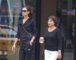 Irina Shayk z mamą, Olga Shaykhlislamova