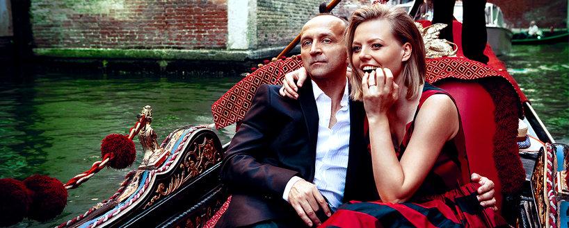 Isabel Marcinkiewicz, Kazimierz Marcinkiewicz, Viva! październik 2009