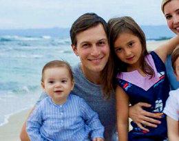 Ivanka Trump z dziećmi na pierwszych wakacjach z prezydentem USA. Zobaczcie ich urocze zdjęcia!