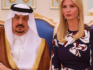 Ivanka Trump w Arabii Saudujskiej