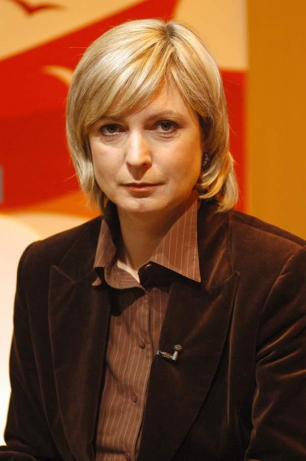 Iwona Schymalla, Dzień Otwarty Telewizji Polskiej, Warszawa, 25.10.2003 rok