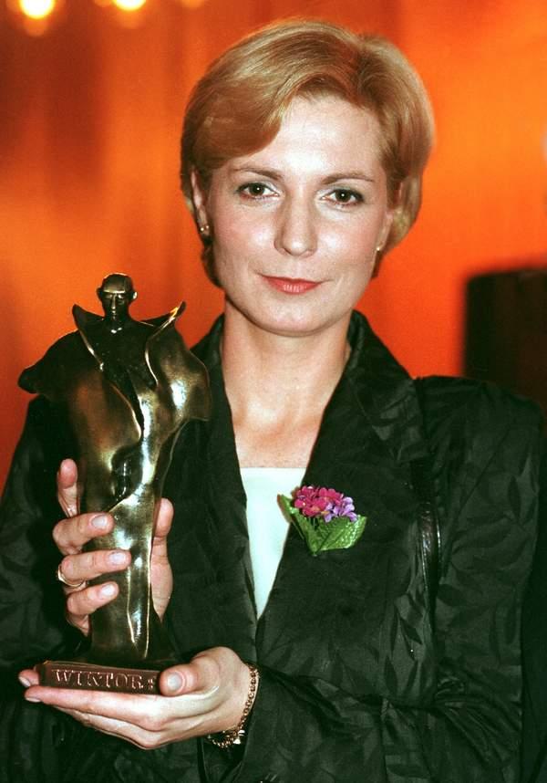 Iwona Schymalla, Wiktory 1997, laureatka telewidzów, 14.02.1998 rok, Warszawa