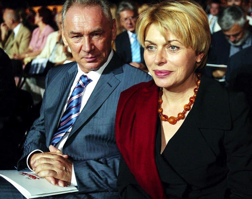 Izabela Jaruga-Nowacka, Jerzy Nowacki, Warszawa, 29.08.2005 rok