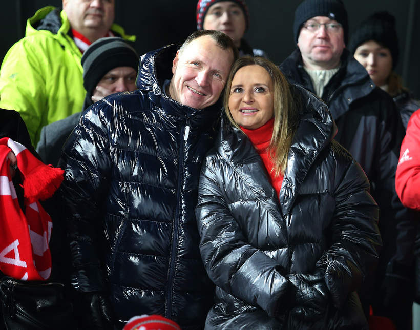 Jacek Kurski, Joanna Kurska, Joanna Klimek, Zakopane, 25.01.2020