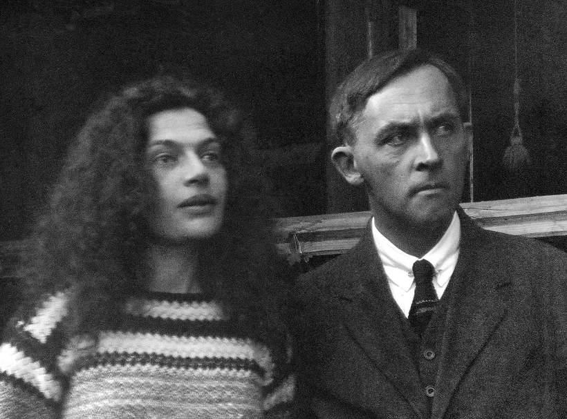Jadwiga Witkiewiczowa, Stanisław Ignacy Witkiewicz, ślub, Zakopane, 1923 rok