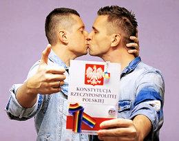 Małżeństwa jednopłciowenie są sprzeczne z polską konstytucją!