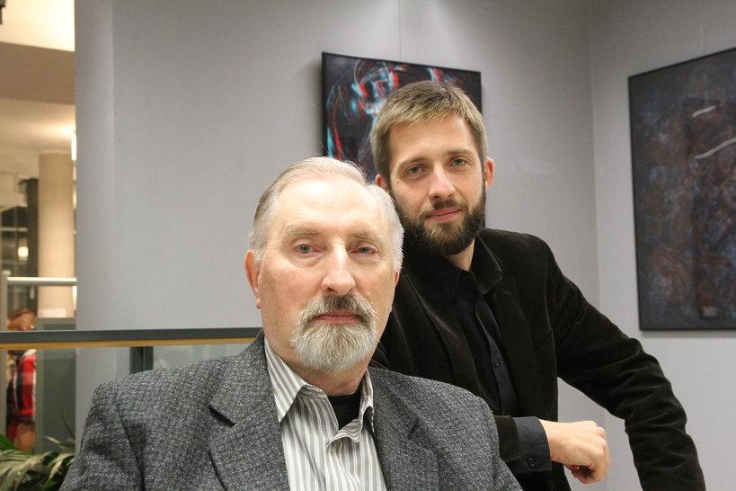 Jakub i Julian Kornhauser, rodzina Agaty Dudy