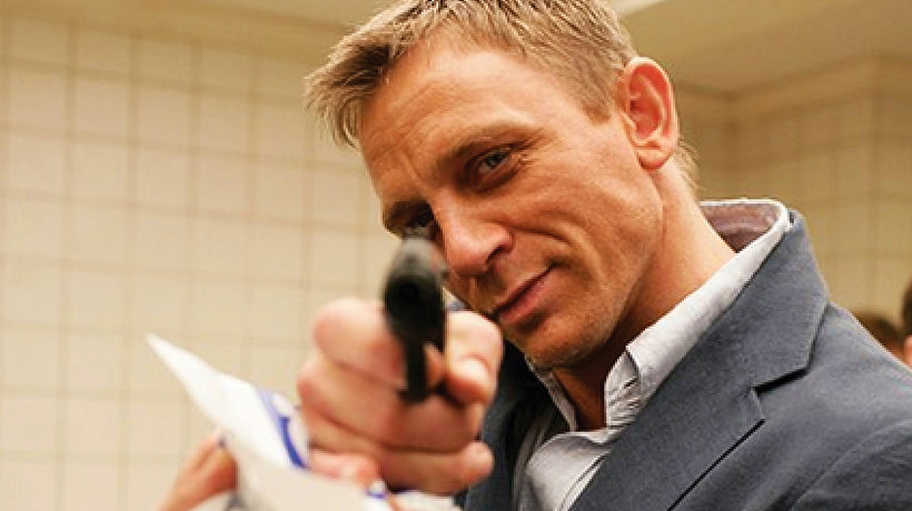 James Bond, Daniel Craig, nowy film o Agencie 007