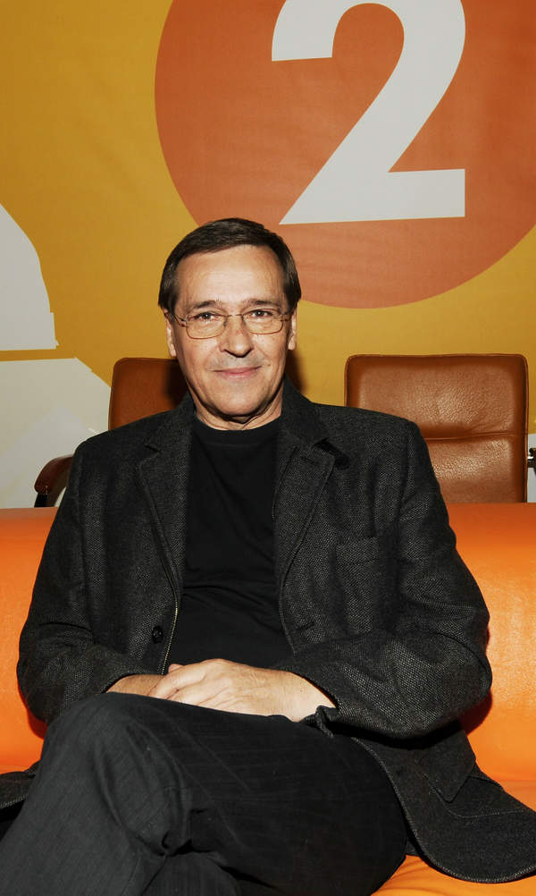 Jan Pęczek, 60-lecie TVP 8.09.2012, Warszawa