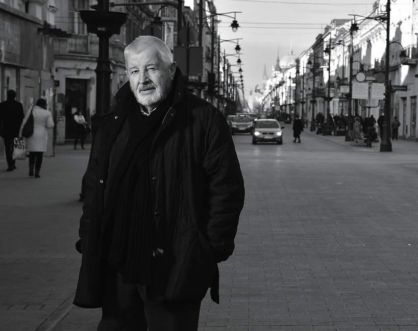 Janusz Majewski, VIVA! luty 2015, 4/2015