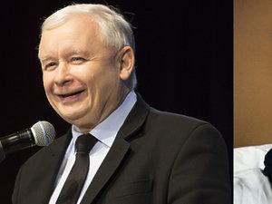 Jarosław Kaczyński, Robert Biedroń
