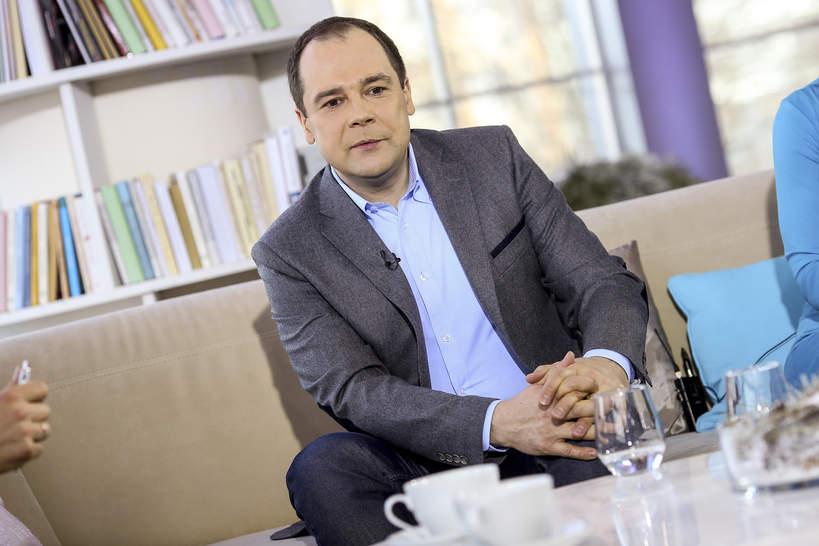 Jarosław Kulczycki, nagranie Pytanie na śniadanie, 07.02.2014