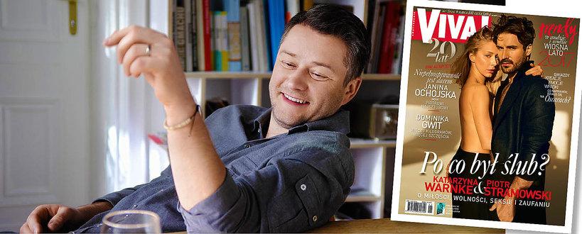 Jarosław Kuźniar, VIVA! marzec 2017