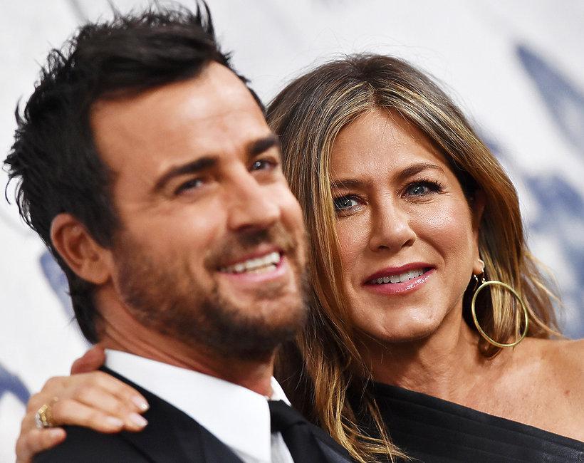 Jennifer Aniston i Justin Theroux kłócą się o majątek