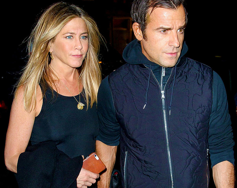 Jennifer Aniston i Justin Theroux rozstaną się przez narkotyki?
