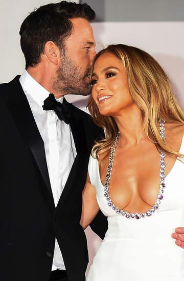 Jennifer Lopez, Ben Affleck, festiwal w Wenecji, 10.09.2021 rok
