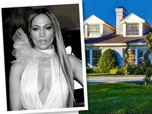 Jennifer Lopez, dom w Los Angeles