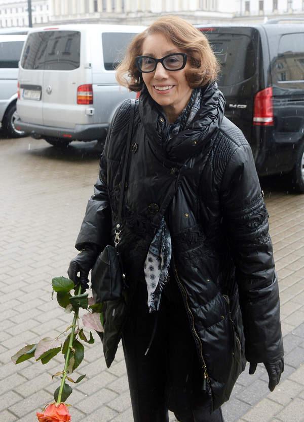 Jerzy Gruza, pogrzeb Jerzego Gruzy, Olga Lipińska