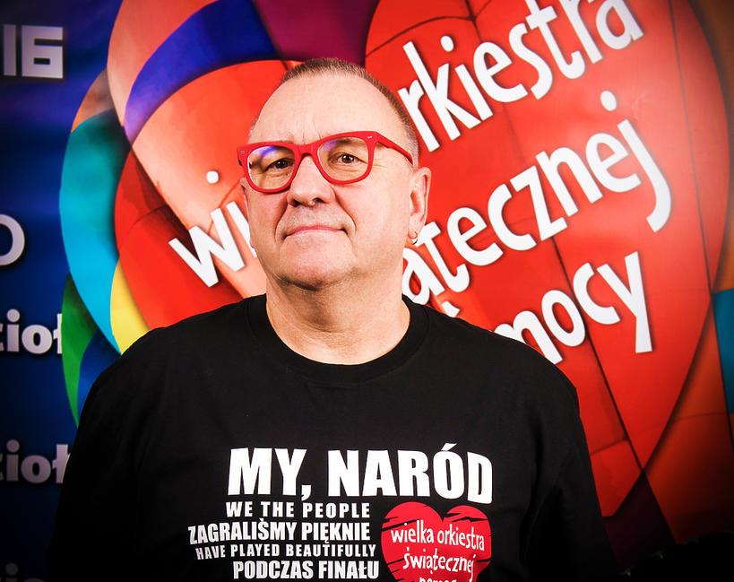 Jerzy Owsiak, Jurek Owsiak, WOŚP, Wielka Orkiestra Świątecznej Pomocy