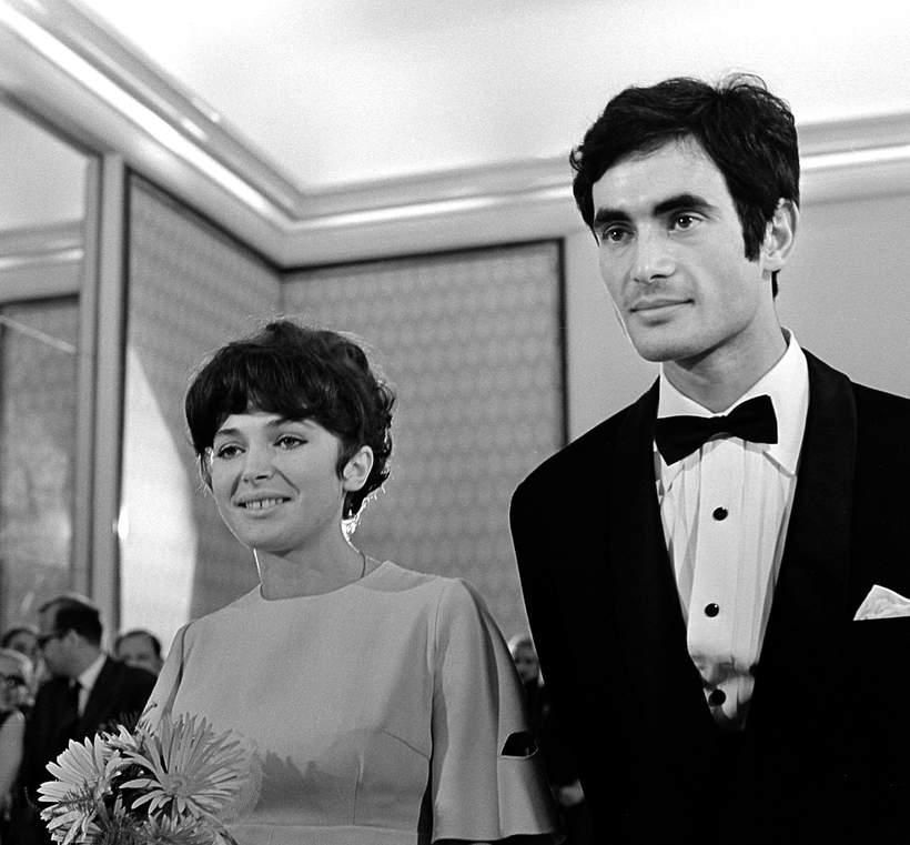 Jerzy Zelnik, Urszula Zelnik, ślub, październik 1969 roku
