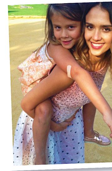 Jessica Alba, dzieci Jessici Alby