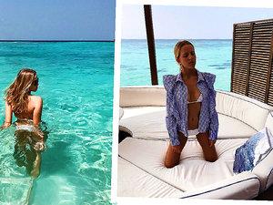 Jessica Mercedes, Malediwy, Jessica Mercedes na Malediwach