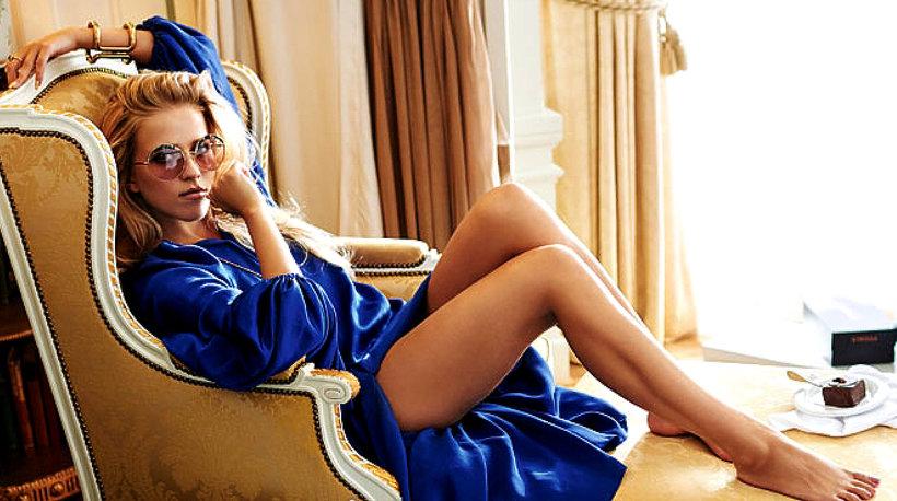 Jessica Mercedes, VIVA! wrzesień 2015