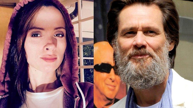 Jim Carrey znęcał się nad dziewczyną, Cathriona White