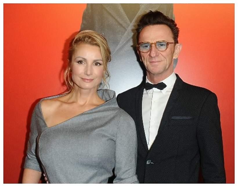 Joanna Brodzik i Paweł Wilczak, premiera filmu Pan T., Warszawa 16.12.2019