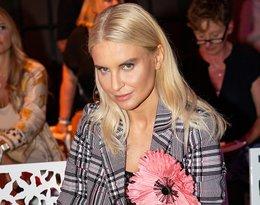 Joanna Horodyńska na Berlin Fashion Week. Pokazała za dużo?