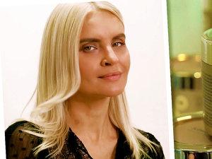 Joanna Horodyńska, Schwarzkopf, włosy blond