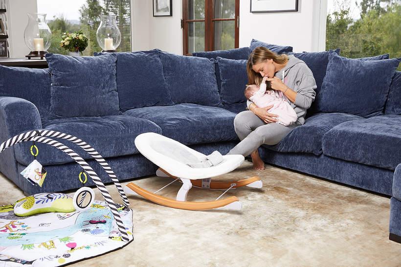 Joanna Krupa, Asha-Leigh Nunes, córka Joanny Krupy