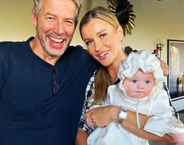 """""""To wyjątkowy dzień dla naszego Aniołka"""". Joanna Krupa ochrzciła córkę!"""