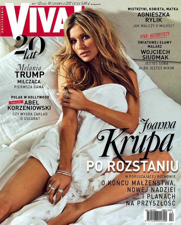 Joanna Krupa, Viva! czerwiec 2017
