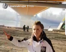 Joanna Krupa zaczyna karierę muzyczną i nagrywa nowy singiel. Czy pojedzie na Eurowizję?