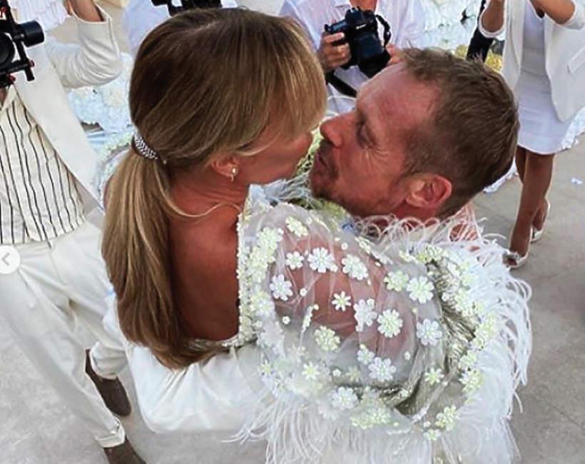 Joanna Przetakiewicz, Rinke Rooynes na weselu w Grecji, październik 2020