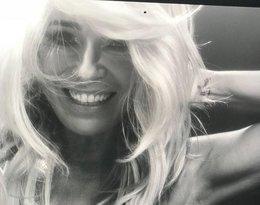 Joanna Przetakiewicz w sesji dla KMag niczym Pamela Anderson