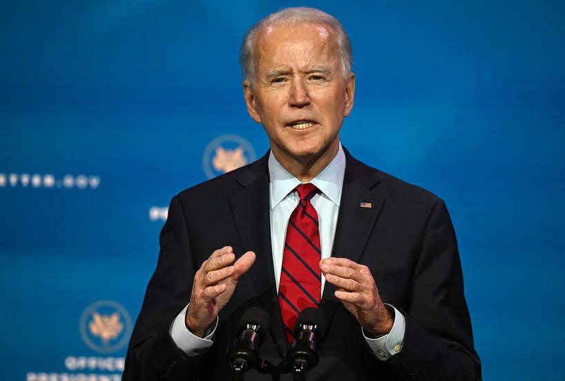 Joe Biden, 08.12.2020