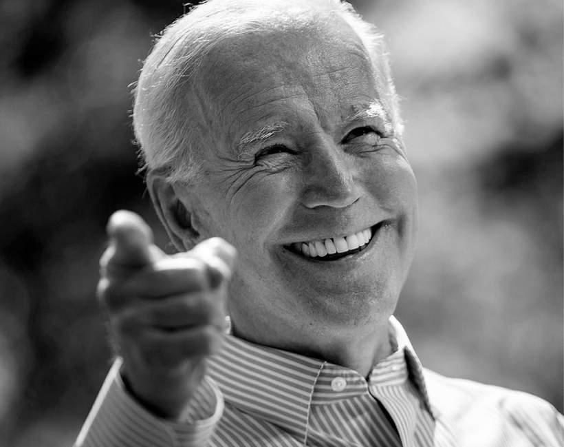Joe Biden, 18.05.2019 r.
