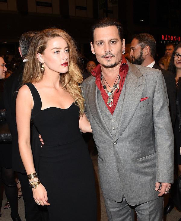 Johnny Depp, Amber Heard, rozstania roku 2016