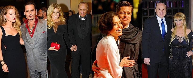Johnny Depp, Beata Kozidrak, Jolie i Pitt, Rodowicz, rozstania roku 2016