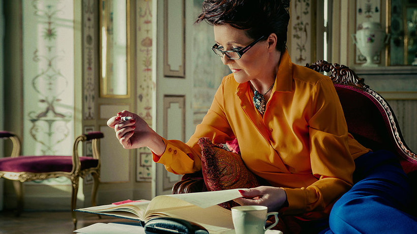 Jolanta Kwaśniewska, Viva! grudzień 2012